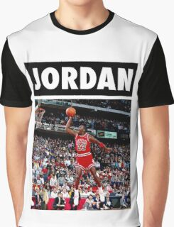 Michael Jordan (Dunk) Graphic T-Shirt