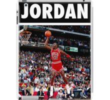 Michael Jordan (Dunk) iPad Case/Skin