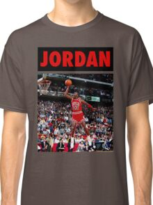 Michael Jordan (Dunk Red) Classic T-Shirt