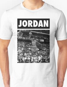 Michael Jordan (Dunk BW) T-Shirt
