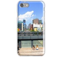 High Line NYC iPhone Case/Skin