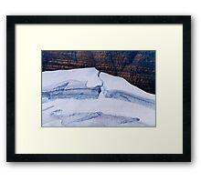 Grinnell Glacier Framed Print