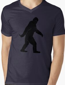 BIGFOOT Mens V-Neck T-Shirt