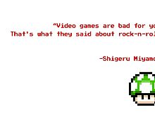 """""""Video games are bad for you?"""" by Hondrus"""