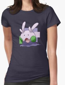 Goomy Print Womens Fitted T-Shirt