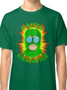Parts Unknown Classic T-Shirt