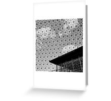 montreal biosphere Greeting Card