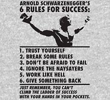 Arnold Schwarzenegger's Six Rules For Success T-Shirt