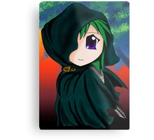 chibi thief Metal Print