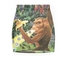 TOKI - GOING APE SPIT Mini Skirt