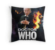 Doctor Who *Classic* Season 1 Throw Pillow