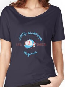 He Was Number One Women's Relaxed Fit T-Shirt
