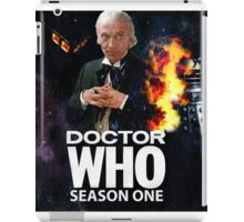 Doctor Who *Classic* Season 1 iPad Case/Skin