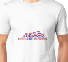Bastille day design illustration  Unisex T-Shirt