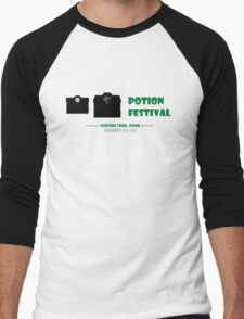 Potion Festival, Pokemon Men's Baseball ¾ T-Shirt