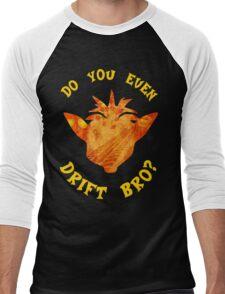 Do you even Drift Bro? Men's Baseball ¾ T-Shirt