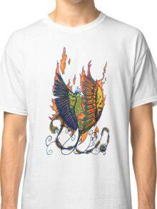 Phoenix Doodle Classic T-Shirt