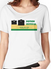 Potion Festival, Pokemon Alternate Women's Relaxed Fit T-Shirt