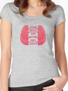 Some Minds Women's Fitted Scoop T-Shirt