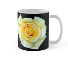 Inspired by Nature: Large Yellow Rose Mug