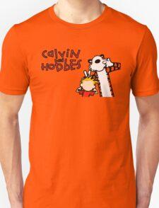 Minimalist Calvin and Hobbes T-Shirt