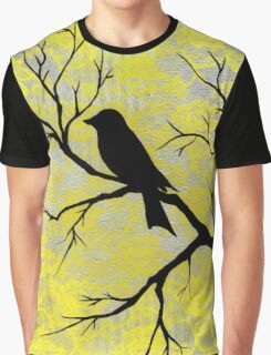 Bird of Lace  Graphic T-Shirt