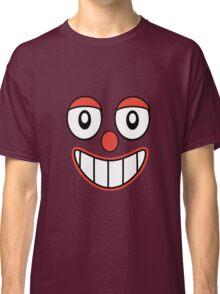 Happy Clown Cartoon Drawing Classic T-Shirt