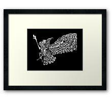 Healthy Bird Framed Print
