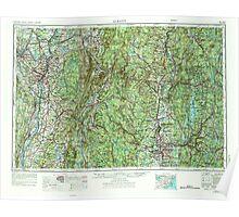 New York NY Albany 136556 1956 250000 Poster