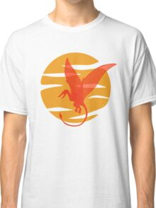 Flying Pterosaur Classic T-Shirt