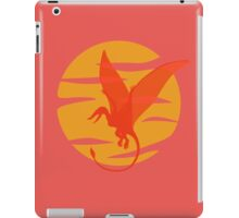 Flying Pterosaur iPad Case/Skin