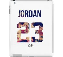 JRDN 23  iPad Case/Skin