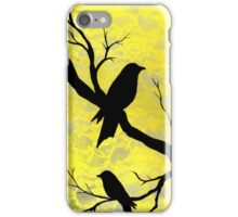 Birds of Lace iPhone Case/Skin
