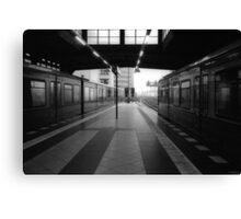 S-Bahnhof Alexanderplatz Canvas Print