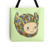 Featherface Tote Bag