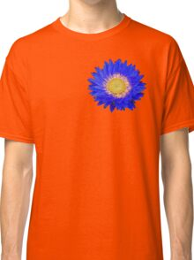 Daisy - Blue and Yellow Classic T-Shirt