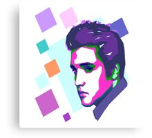 Elvis Presley Canvas Print