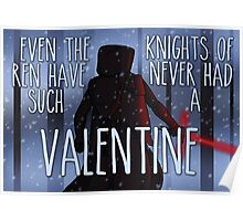 Never Had Such a Valentine Poster