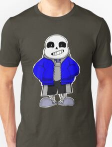 UNDERTALE- Sans the Skeleton Unisex T-Shirt