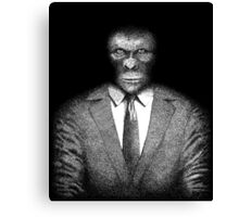 The Planet of the Apes Canvas Print