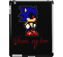 Sonic, My Love iPad Case/Skin