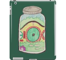 Hobbit in a Jar iPad Case/Skin