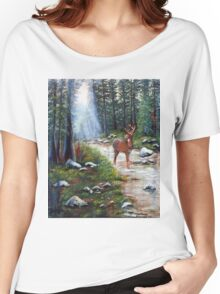 White Tail Creek Women's Relaxed Fit T-Shirt