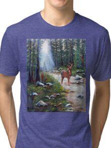 White Tail Creek Tri-blend T-Shirt