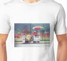 New York Pretzel Guy Unisex T-Shirt