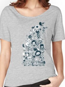 Doodled Oodles Women's Relaxed Fit T-Shirt