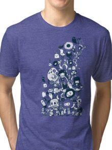 Doodled Oodles Tri-blend T-Shirt