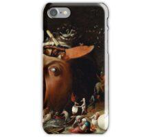 Joos van Craesbeeck (Neerlinter - Brussels ), The Temptation of St Anthony iPhone Case/Skin