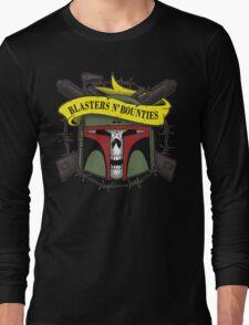 Blasters 'n bounties Long Sleeve T-Shirt