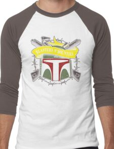 Blasters 'n bounties Men's Baseball ¾ T-Shirt